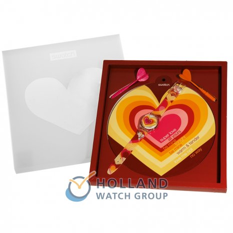 Swatch Aiming For Your Heart relógio