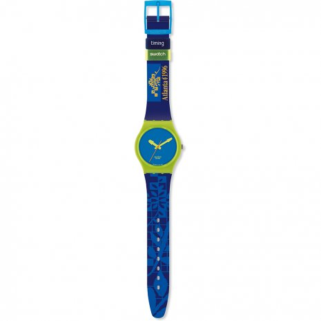 Swatch Atlanta Volunteer relógio