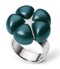 JRG004-8 Confore Green Ring