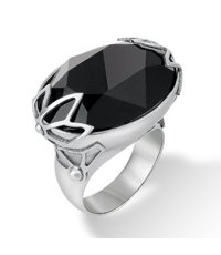 JRB024-6 Pure Night Ring
