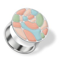 JRP029-5 Shades Of Pink Ring