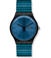 SUOB707A Blue Resolution 41mm