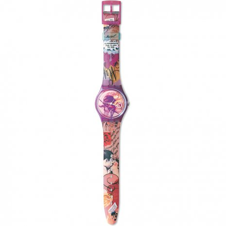 Swatch For Your Heart Only relógio
