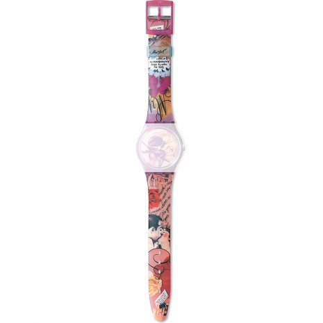 Swatch GR127 For Your Heart Only Bracelete