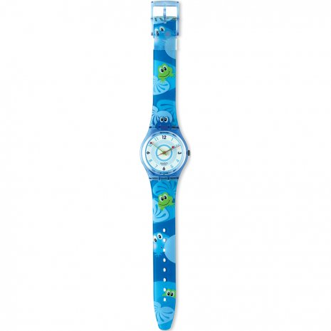 Swatch Froggy Weather relógio