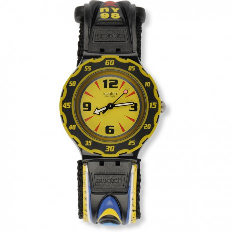 Swatch Goodwill Games Large relógio