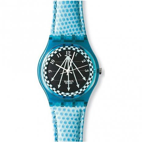 Swatch Happy Blue relógio