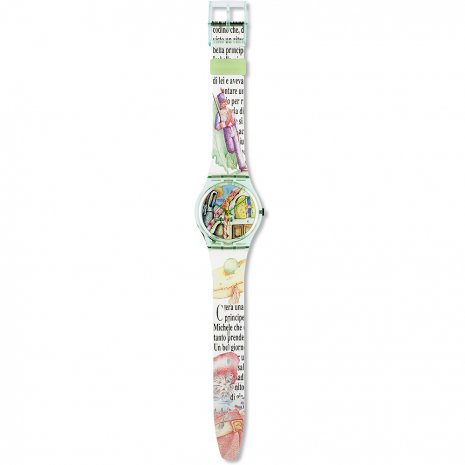 Swatch Le Chat Botte relógio