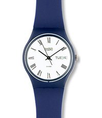 GN702 Navy Roman 34mm
