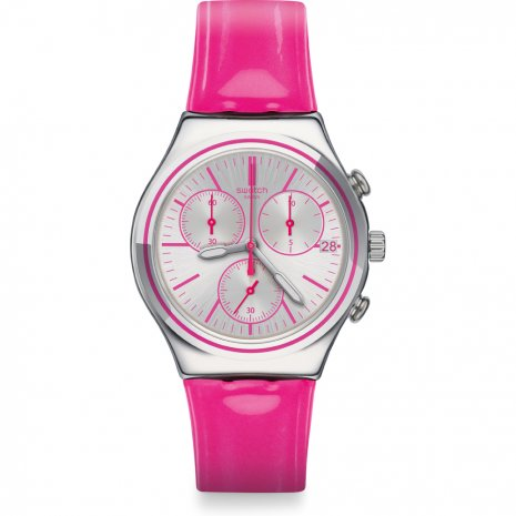 Swatch Proud To Be Pink relógio