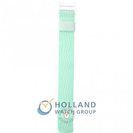 Swatch PWB166 Mint Sea Bracelete