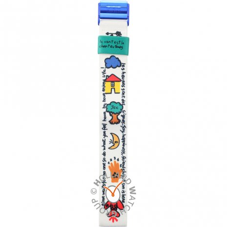 Swatch PWK190 Enjoy It Bracelete