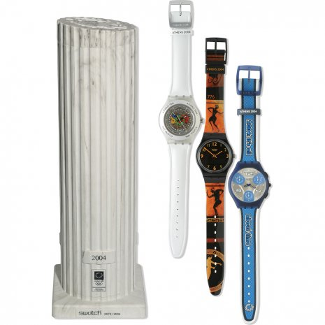 Swatch Special Moments relógio
