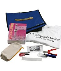 CLOP3PACK Squiggly Survival Kit (Swatch-clopedia 2006)