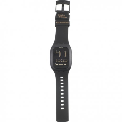 Swatch Touch Black G&P Special relógio