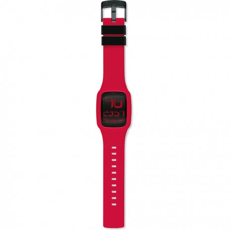 Swatch Touch Red relógio