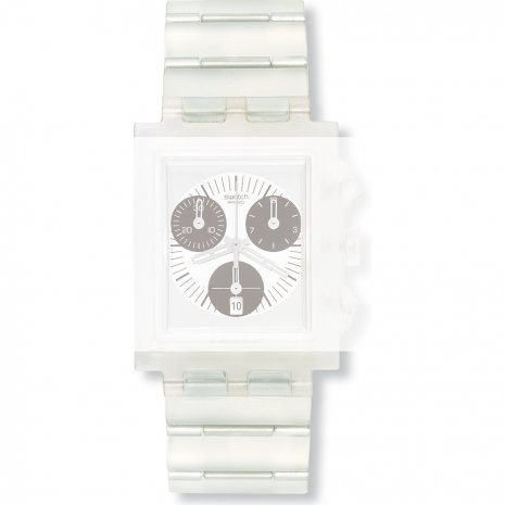 Swatch SUEK400 Whitesunday Bracelete